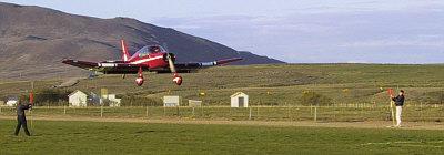 TF-ULF á Tungubökkum 13. júní 2001